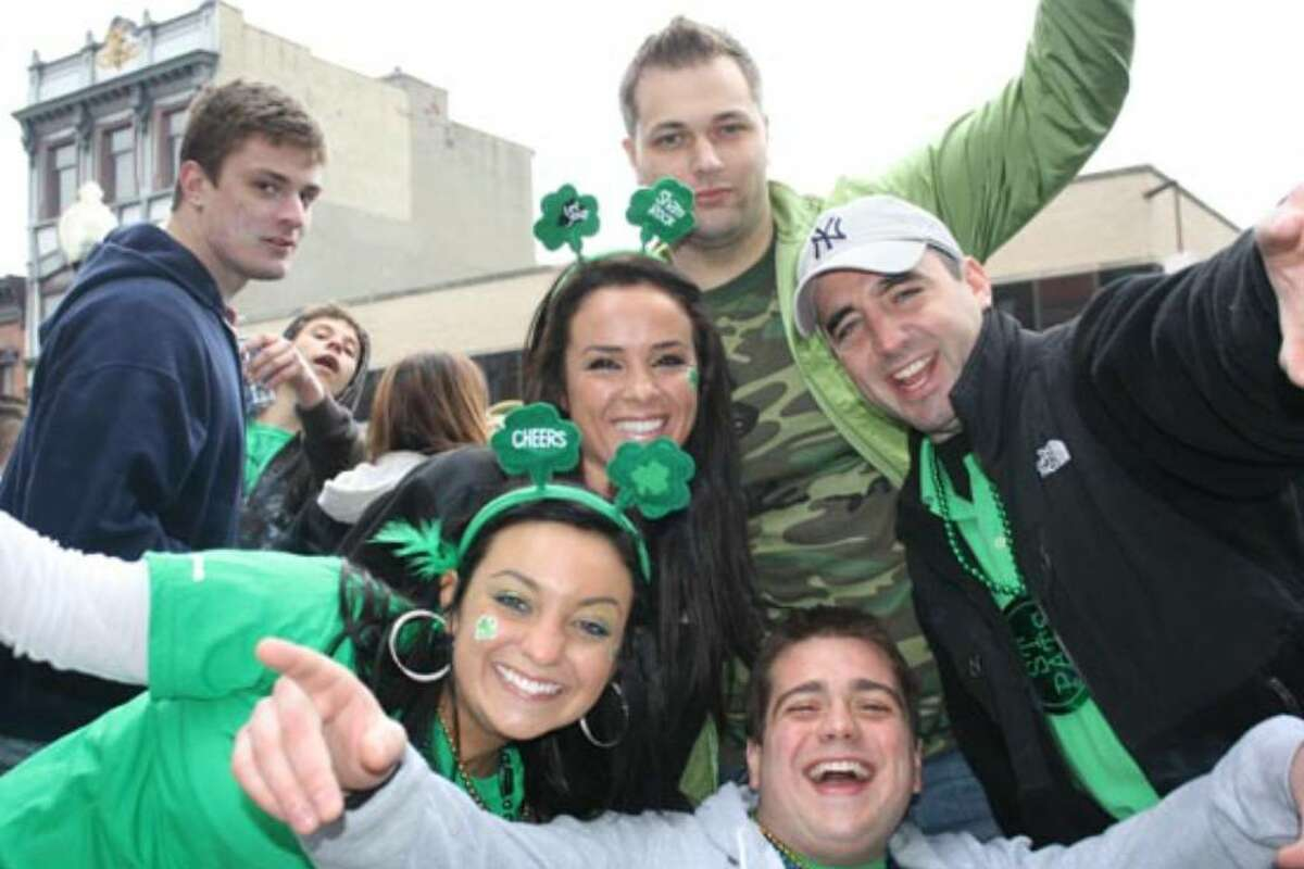 Were you seen at St. Patrick's Day Parade in Albany?