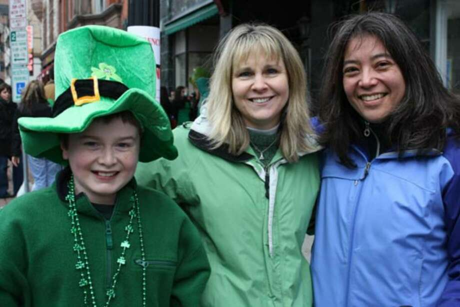 Were you seen at St. Patrick's Day Parade in Albany? Photo: Jon Campbell