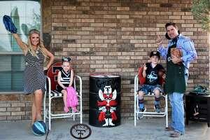Kristen and Brian Chandler and their children.