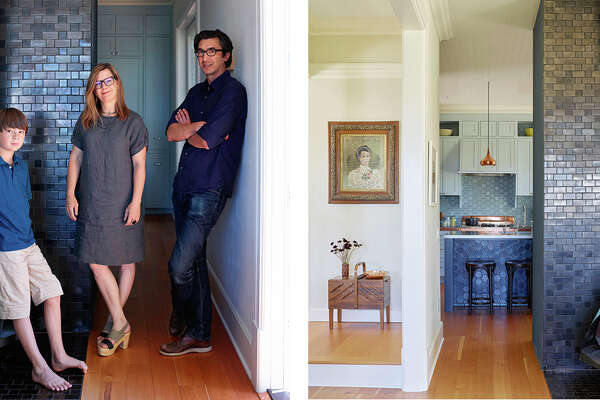 Tour the Heath Ceramics owners' Victorian house