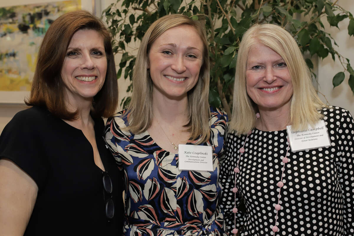 The Kennedy Center's 68th Annual Meeting and Awards Dinner was held April 4, 2019 atthe Bridgeport Holiday Inn. The eventcelebrated