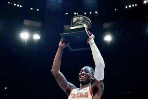 Kerwin Roach II's 16 points and game-high nine assists helped UT win its second NIT trophy and first since 1978.