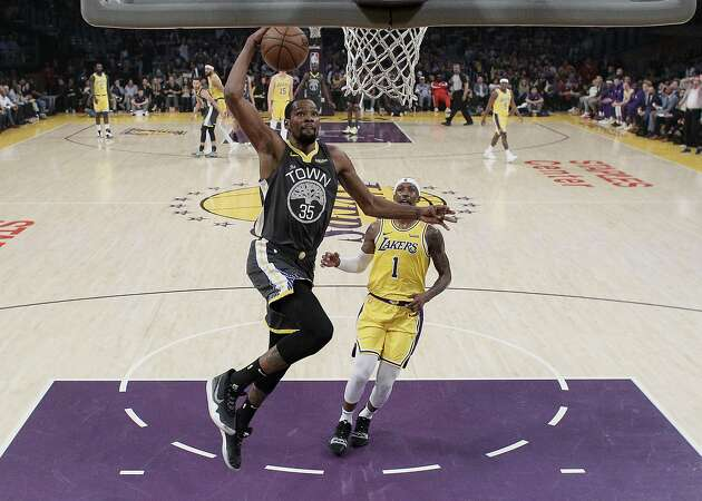 In rout of Lakers, Warriors show why Los Angeles isn't their rivals