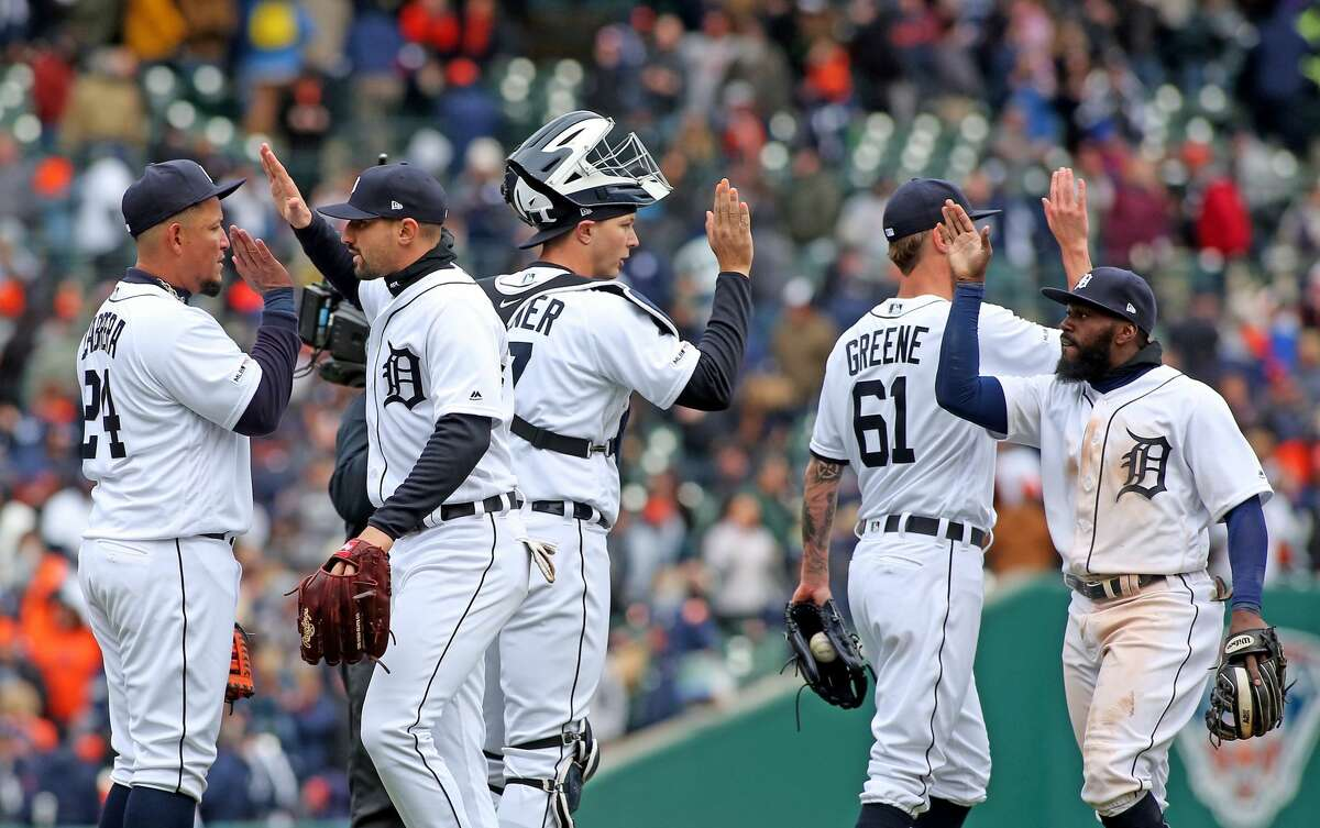 Detroit Tigers Opening Day 2019