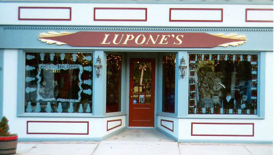Above is the last storefront of Lupone's in Clinton, which closed in 2008. Photo: Contributed Photo /