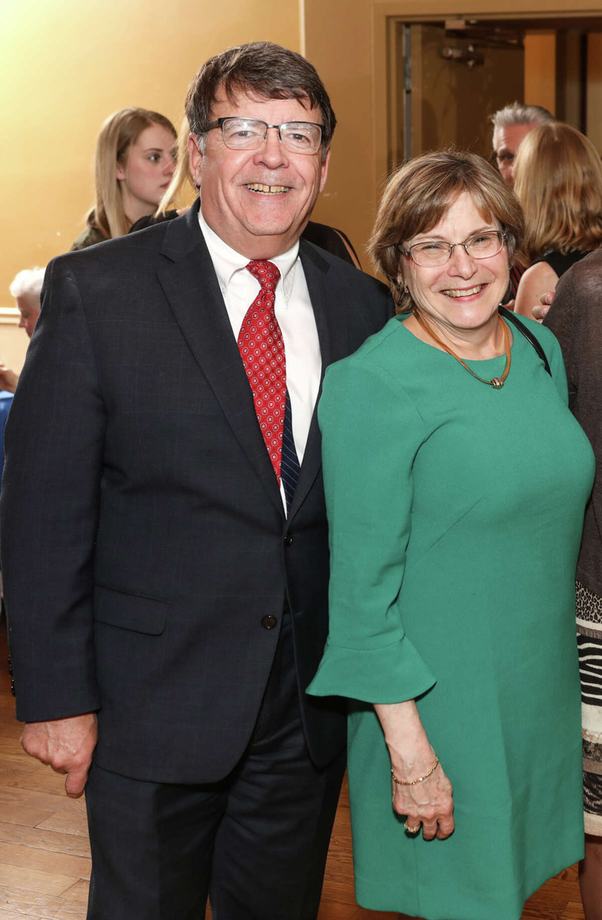 Were you Seen at the annual Food for Thought & All That Jazz event supporting the SUNY Schenectady Foundation on April 2, 2019, at the SUNY Schenectady campus in Schenectady, NY?