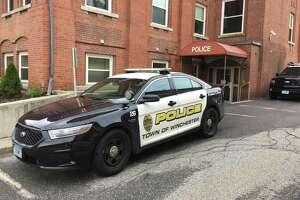 The Winchester Police Department in Winsted.