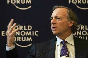 Ray Dalio, founder and co-chief investment officer of Bridgewater Associates, USA, joined his wife Barbara on Friday to announce a five-year $100-million donation to educate high schoolers for the next generation of jobs for those not college-bound.