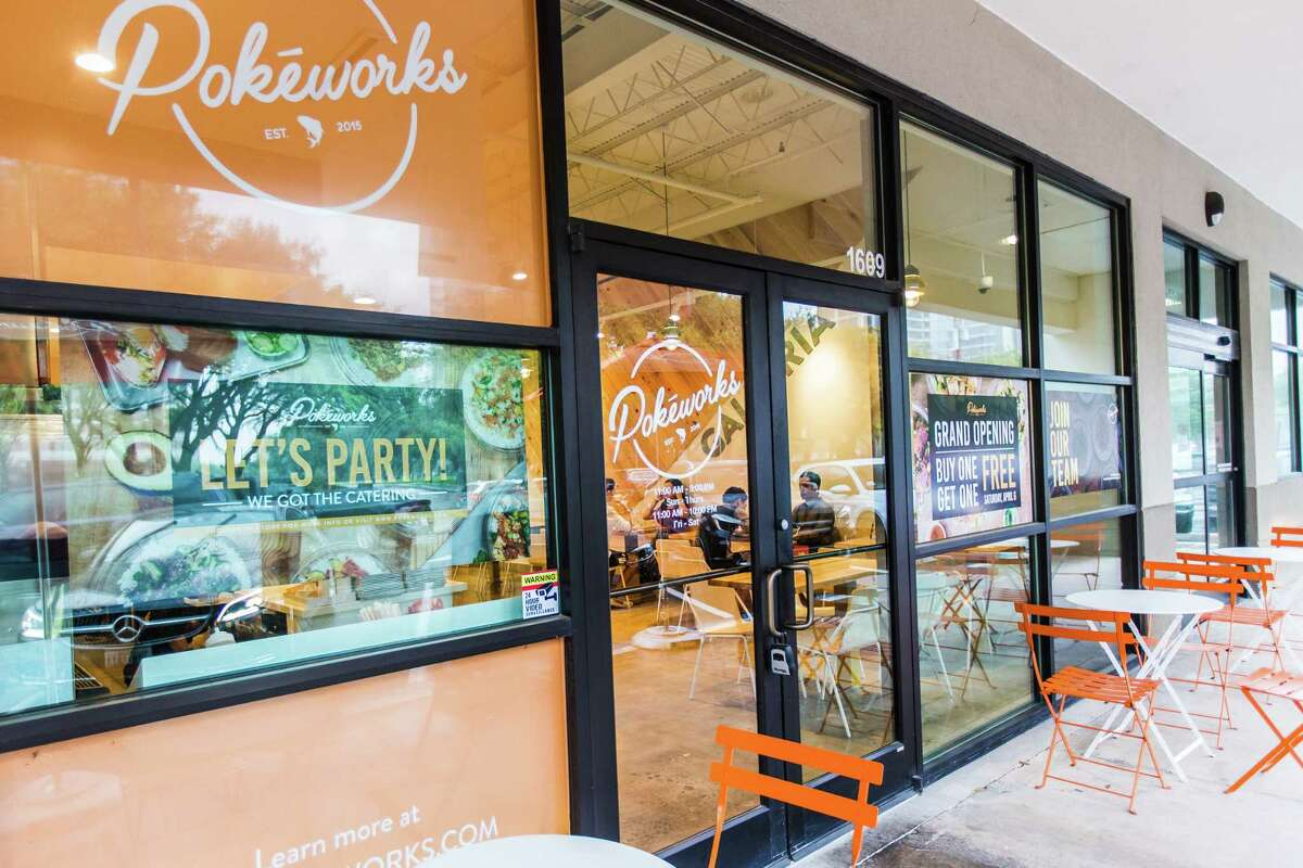 Pokeworks is opening its fourth store in Greater Houston at 1609 S. Post Oak.