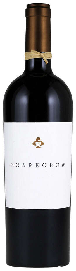 Scarecrow Cabernet Sauvignon 2015.  Click ahead to see the most popular celebrity wines ranked from best to worst. Photo: Courtesy Of Vivino / Handout