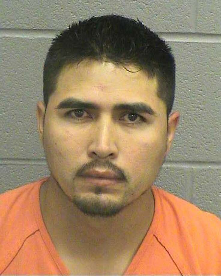 FUGITIVE:  Rene Luna is wanted on a warrant for sexual assault. Photo: Midland Crime Stoppers