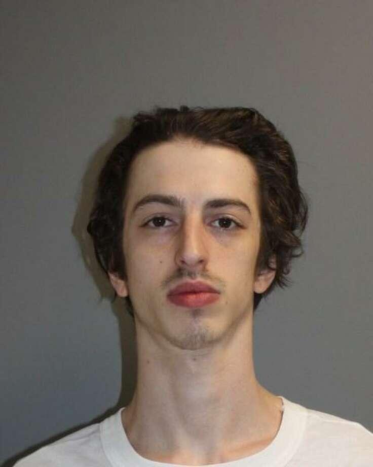 Matthew Palmer. Photo: Norwalk Police Department.
