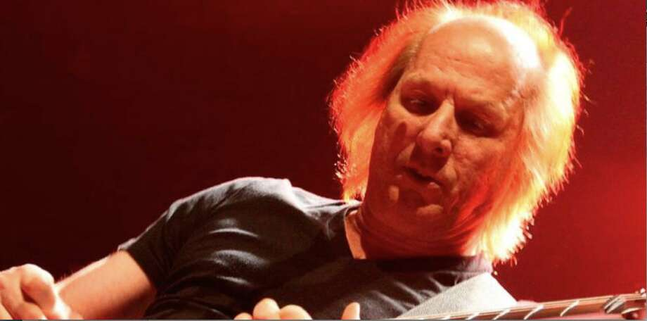 Guitar great Adrian Belew brings a new quartet to the Wall Street Theater in Norwalk on Thursday, April 11. Photo: Contributed