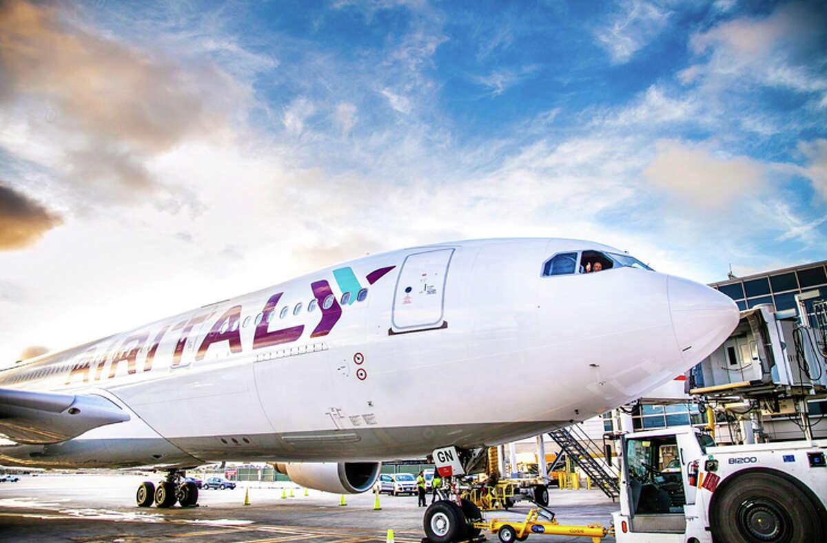 Air Italy starts A330 flights from San Francisco to Milan next week.