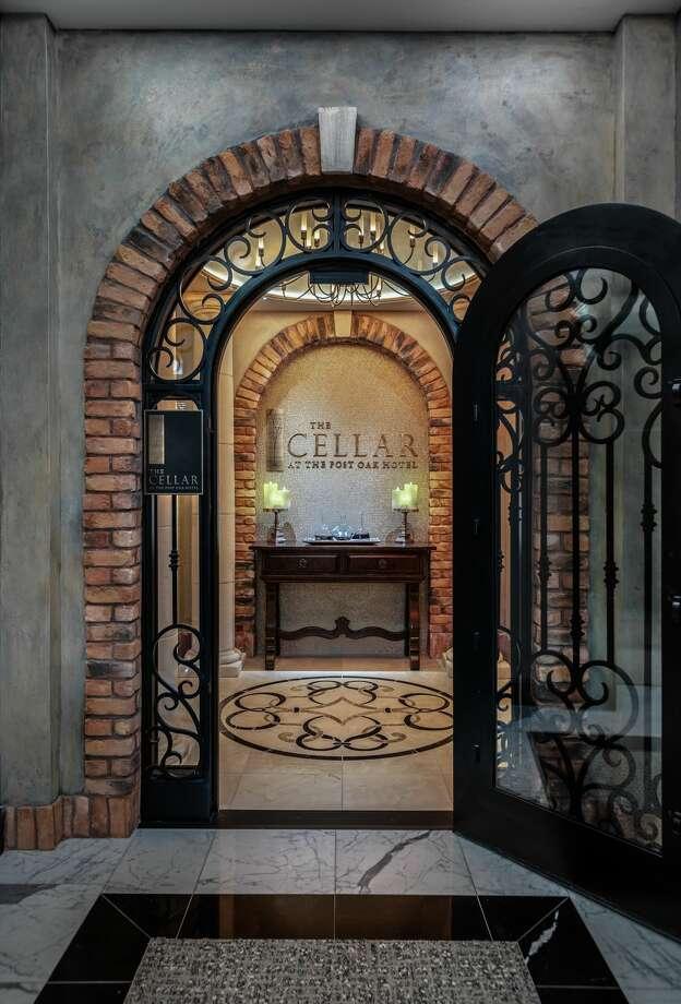 A new wine vault with more than $3 million of inventory is now open at Houston billionaire Tilman Fertitta's local AAA Five-Diamond hotel. Photo: Landry's, Inc.