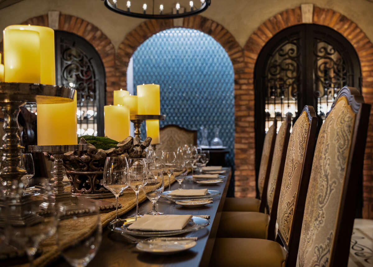 Located on the sixth floor at The Post Oak Hotel at Uptown Houston, The Cellar is available for private dining, including celebratory milestones, corporate dinners and tastings for groups, for parties of up to 20 people.