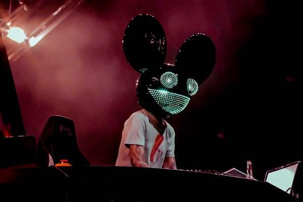 Deadmau5 brings Cube V3 Tour to Houston - HoustonChronicle com