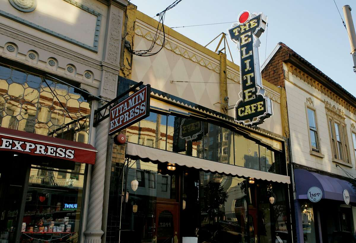 The Elite Cafe closed last month, bringing an end to its decades on Fillmore.