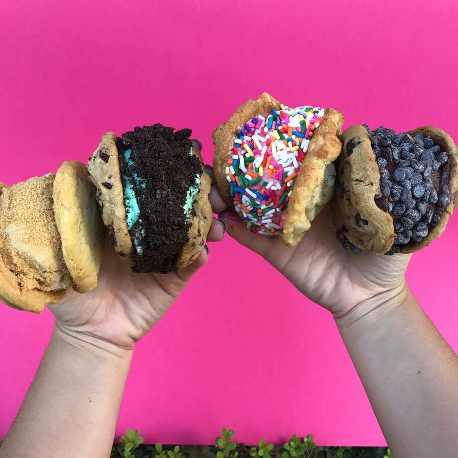 The gourmet ice-cream sandwich shop SMOOSH is set to open its second brick-and-mortar location in Cinco Ranch by mid-May Photo courtesy SMOOSH cookies/Yelp Photo: Photo Courtesy SMOOSH Cookies/Yelp