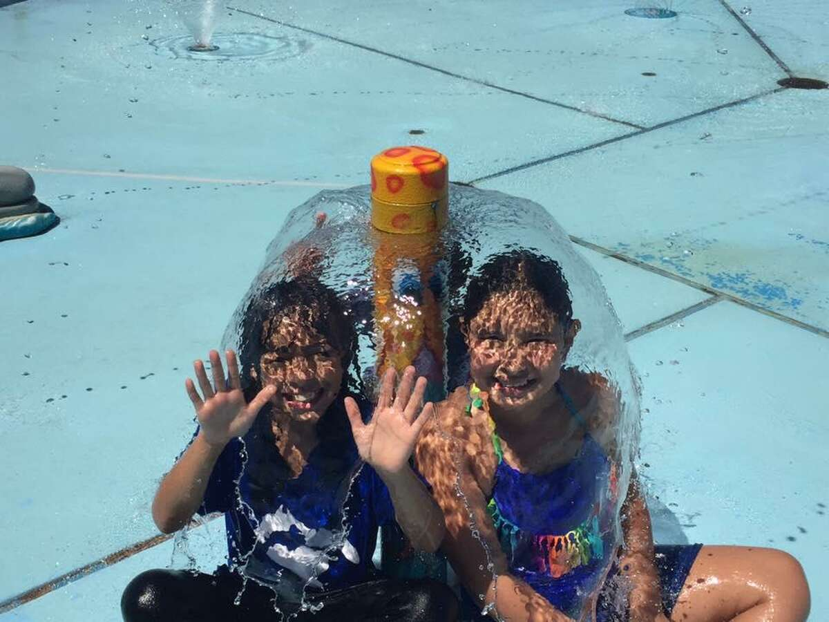 While the youth summer programs offer STEM curriculum, there is also lots of time for fun.