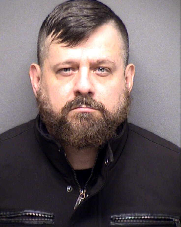 John Allen Liberatore was charged with prohibited sexual conduct. Photo: Bexar County Jail