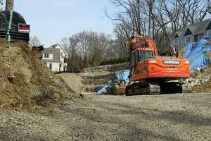 Construction with heavy equipment, such as rock crushing, will be subject to tighter restrictions, based on the noise ordinance approved by the Ordinance Committee. Meeker Court homeowners said their lives have been impacted by ongoing construction, pictured above.