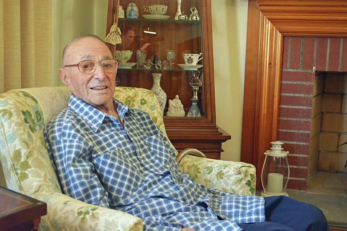 Five-decade-long councilman and WWII vet Jesse Salafia, 105, died earlier this year. He was recently honored posthumously by the Middlesex Community College Foundation.