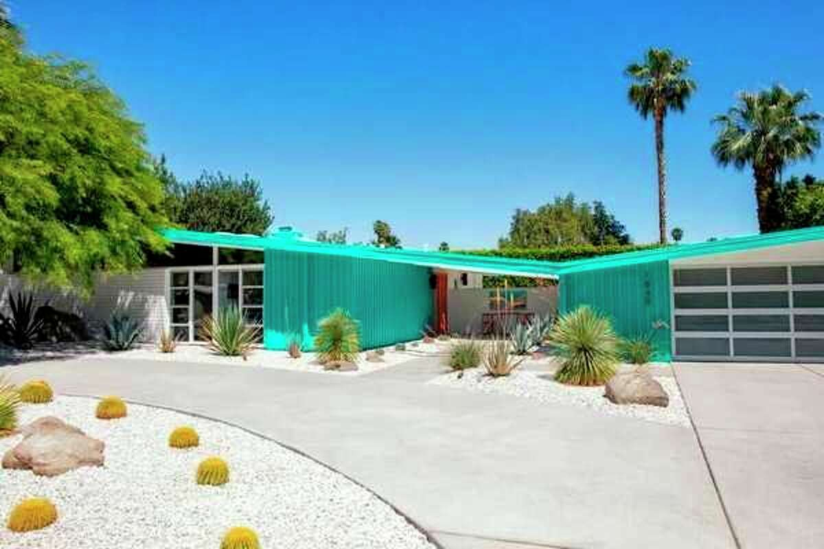 Mid-Century Modern style architecturecan be found throughout the country. (photo provided)