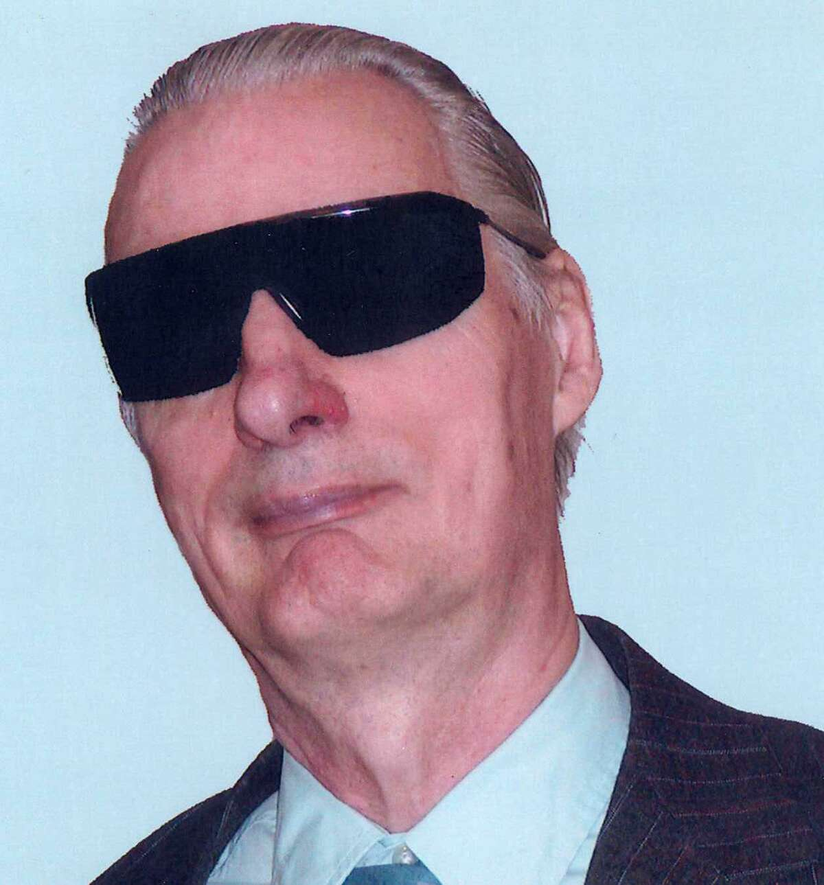 Larry P. Johnson, radio and television broadcaster, motivational speaker, and author of the book 'Mexico By Touch: True Life Experiences of a Blind American Dee-jay