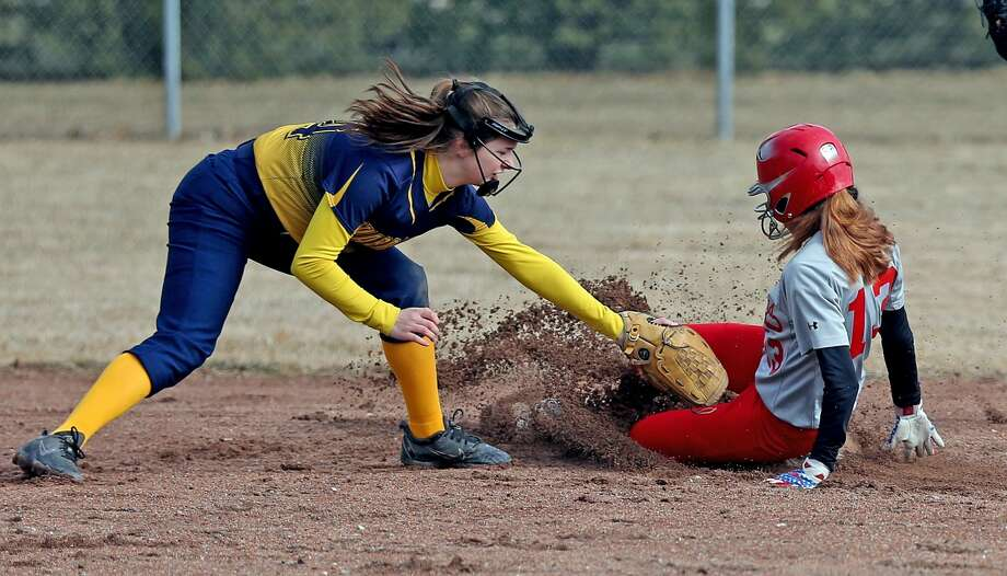 North Huron at Owen-Gage — Softball Photo: Paul P. Adams/Huron Daily Tribune