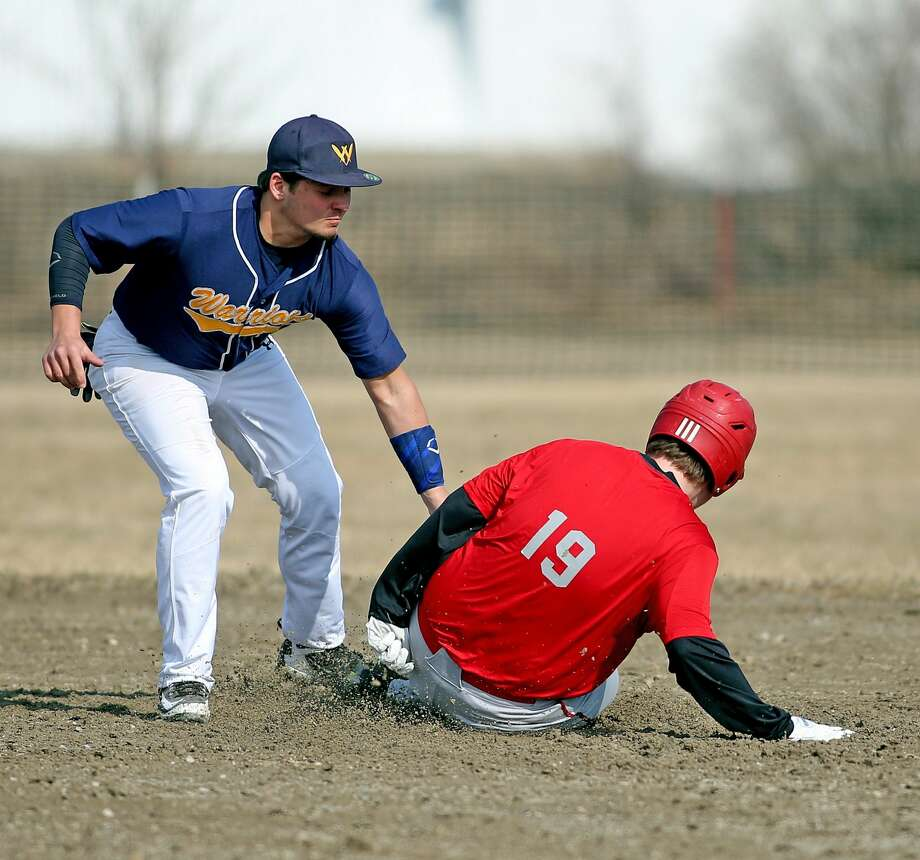 North Huron at Owen-Gage — Baseball Photo: Paul P. Adams/Huron Daily Tribune