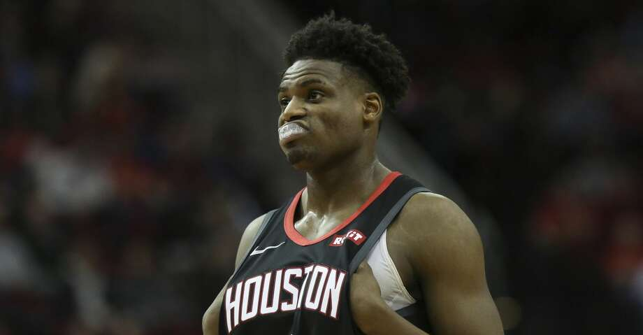 PHOTOS: Rockets game-by-game Houston Rockets forward Danuel House Jr. (4) during the third quarter of the NBA game against the Cleveland Cavaliers at Toyota Center on Friday, Jan. 11, 2019, in Houston. The Houston Rockets defeated the Cleveland Cavaliers 141-113. Browse through the photos to see how the Rockets have fared in each game this season. Photo: Yi-Chin Lee/Staff Photographer