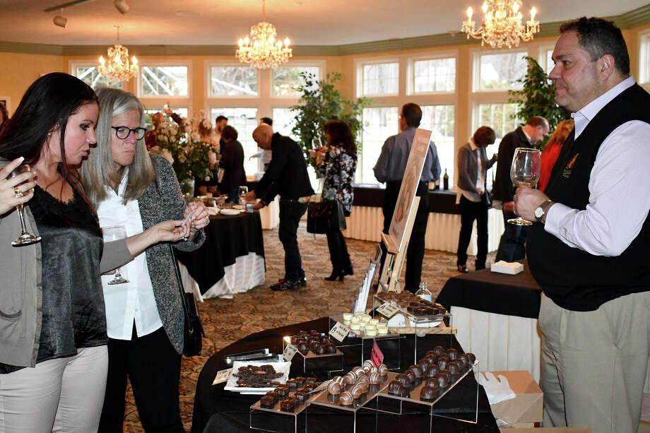LARCs 12th Annual  Spring Wine Tasting, a fundraiser to benefit individuals with intellectual and developmental disabilities was held on April 5, 2019 at Chatterlys Banquet Hall in Torrington. Photo: Lara Green- Kazlauskas/ Hearst Media