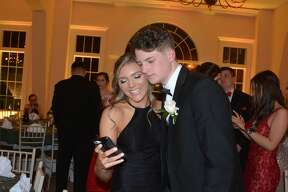 Notre Dame West Haven held its prom at the Aqua Turf in Plantsville on April 5, 2019. The senior class graduates on June 2. Were you SEEN at prom?