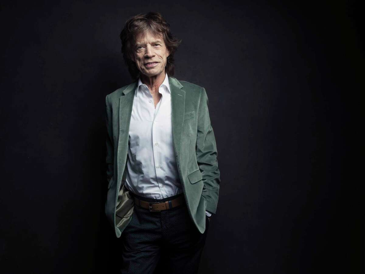 FILE - This Nov. 14, 2016 file photo shows Mick Jagger of the Rolling Stones posing for a portrait in New York. A representative for Mick Jagger says he has successfully undergone treatment. In a statement released Friday, April 5, 2019, his rep says Jagger ?is doing very well and is expected to make a full recovery.? (Photo by Victoria Will/Invision/AP, File)