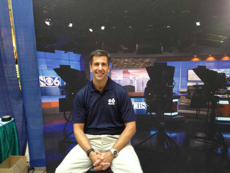 Click through the slideshow for 20 things you don't know about Steve LaPointe, chief meteorologist at WRGB Channel 6. Photo: Courtesy Of Steve LaPointe