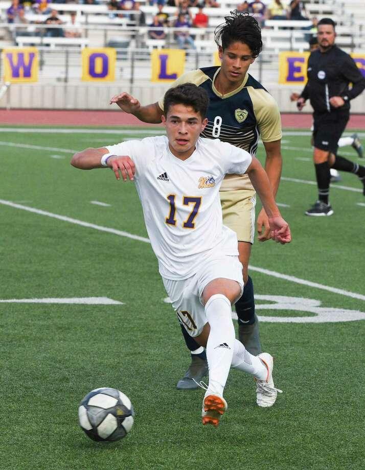 Omar Merla Photo: Danny Zaragoza /Laredo Morning Times File