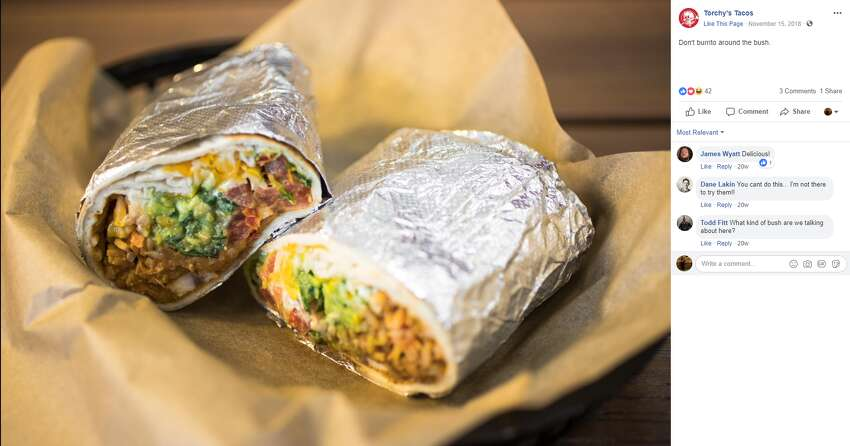 11. Torchy's Tacos 999 E Basse Rd Kenneth C.: