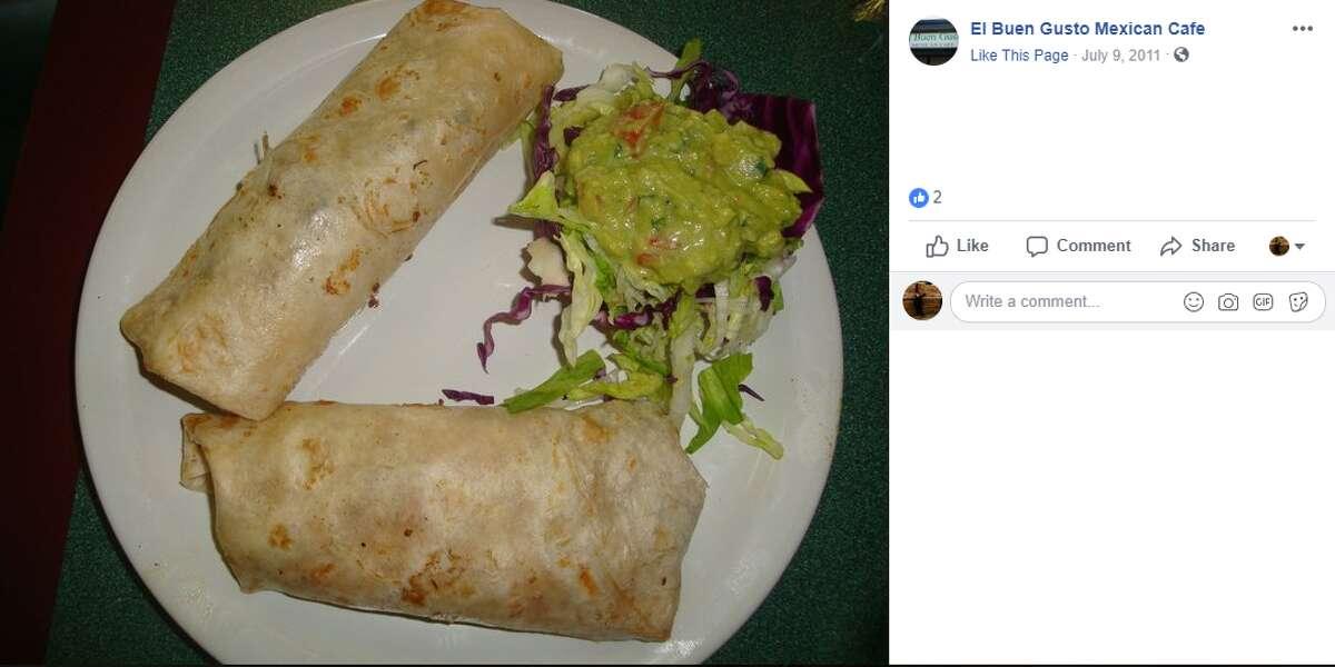 12. El Buen Gusto Mexican Cafe 7709 Tezel Rd Travis V.:
