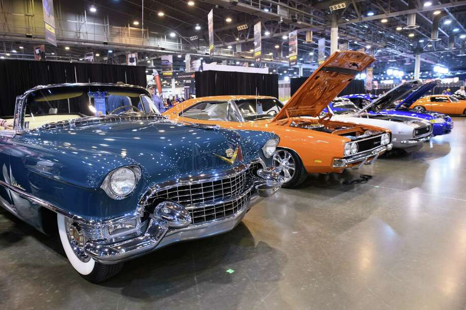 Mecum Auction at NRG Center on Saturday, April 6, 2019 Photo: Jamaal Ellis, Contributor / 2019