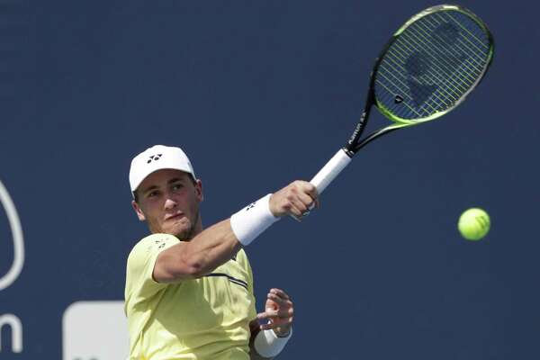 Casper Ruud Follows In Father S Footsteps At Clay Courts Houstonchronicle Com