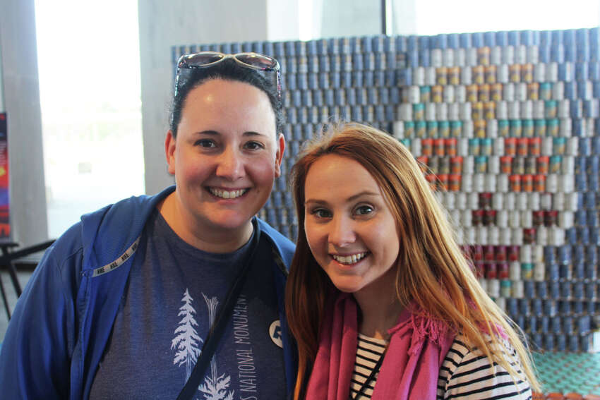 Were you Seen at the CANstruction Family Fun Day at the New York State Museum in Albany on April 6, 2019