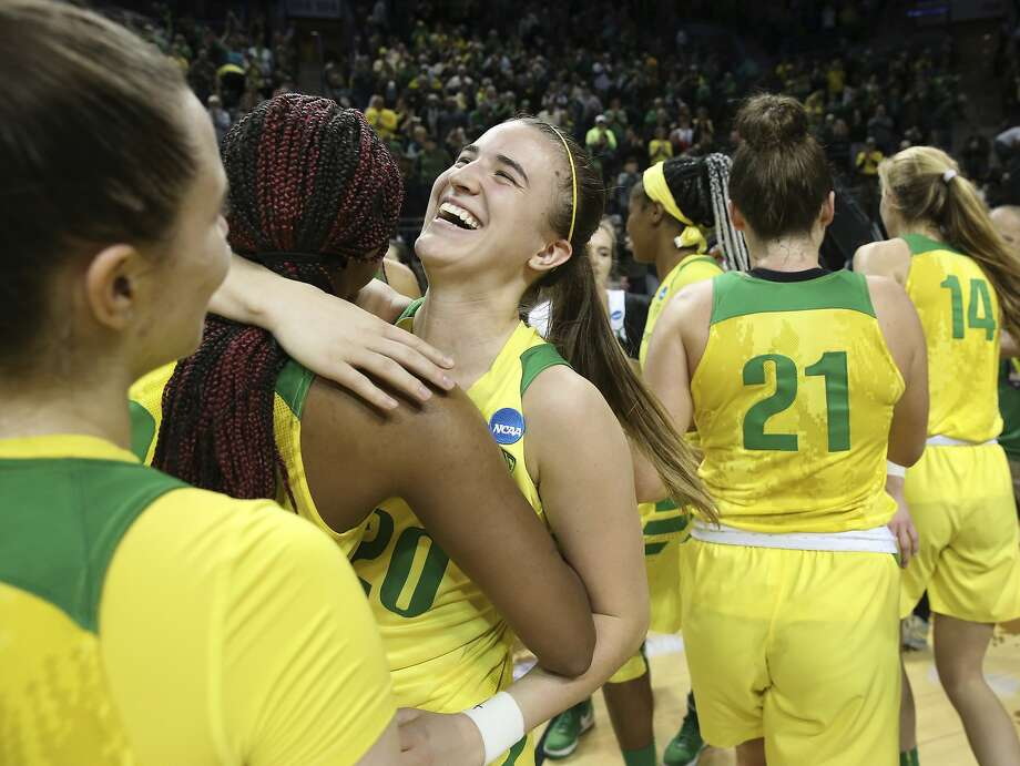 Sabrina Ionescu and Oregon made the program's first Women's Final Four this year. Photo: Chris Pietsch / Associated Press