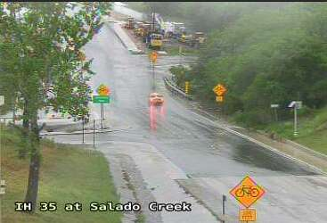 NWS: Flash flood watch in effect for portions of the I-35