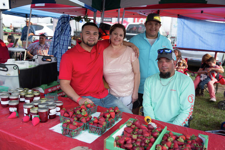 While gatherings around the world are being canceled, the quaint, small-town Poteet Strawberry Festival is still on, and it will likely stay that way. Photo: B Kay Richter For MySA.com