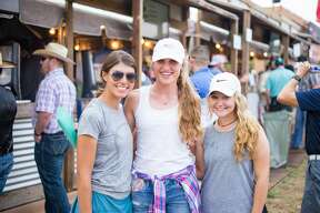 Bar and concession service continued after the last putt dropped on Saturday, April 6, at the Valero Texas Open 19th Hole Fiesta event.