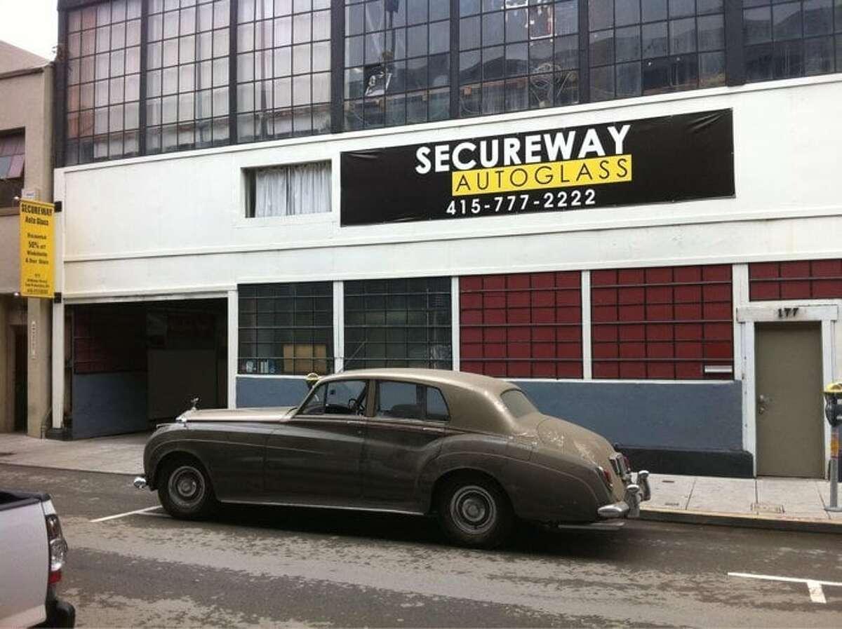1.Secureway Auto Body and Glass Address: 565 Bryant St., San Francisco, CA 94107 Phone:(415) 777-2222 Website:securewayautoglass.com