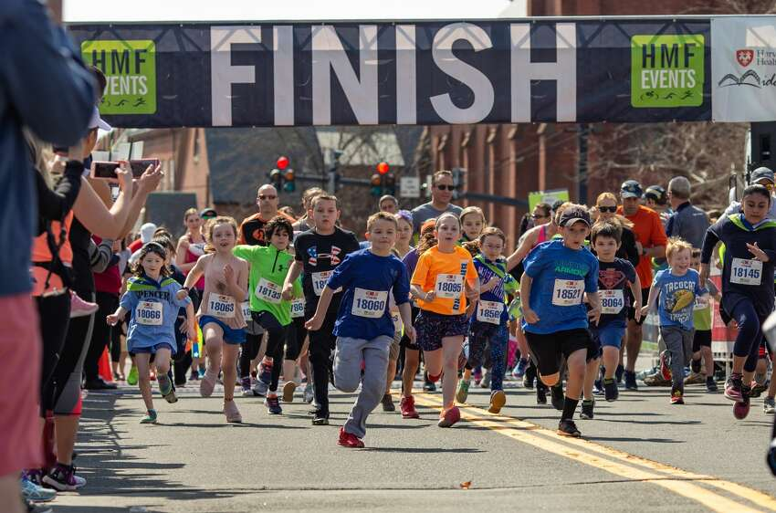 The Harvard Pilgrim Middletown 10 Mile was held on April 7, 2019. The race is part of the Hartford Marathon Foundation, a not for profit organization whose mission is to encourage individuals and families to adopt and maintain a healthy and active lifestyle. Were you SEEN?