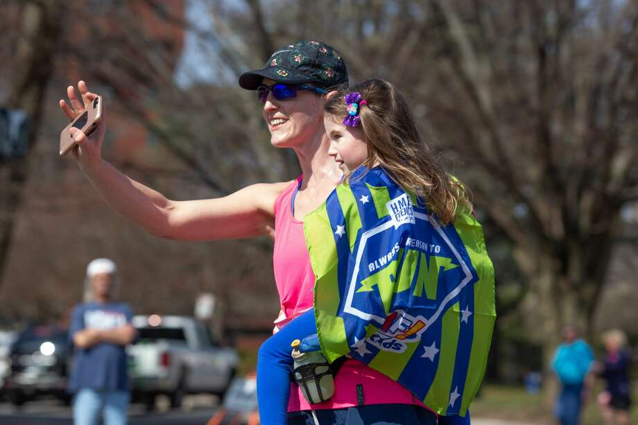 The Harvard Pilgrim Middletown 10 Mile was held on April 7, 2019. The race is part of the Hartford Marathon Foundation, a not for profit organization whose mission is to encourage individuals and families to adopt and maintain a healthy and active lifestyle. Were you SEEN? Photo: Lisa Nichols Hearst CT Media