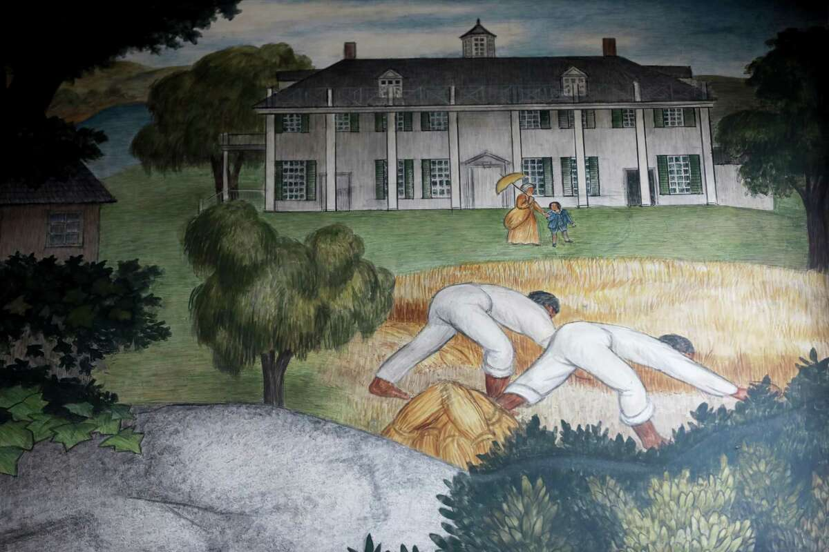 School district officials are expected to decide on the mural soon.